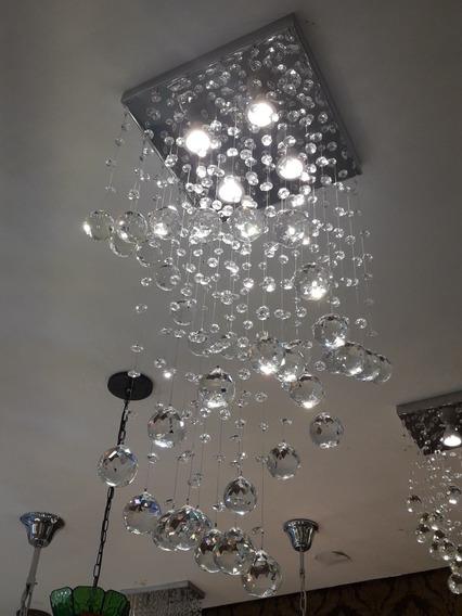 Pendente Plafon Cristal