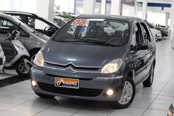 Citroën Xsara Picasso Exclusive 2.0 16v Automático 2008