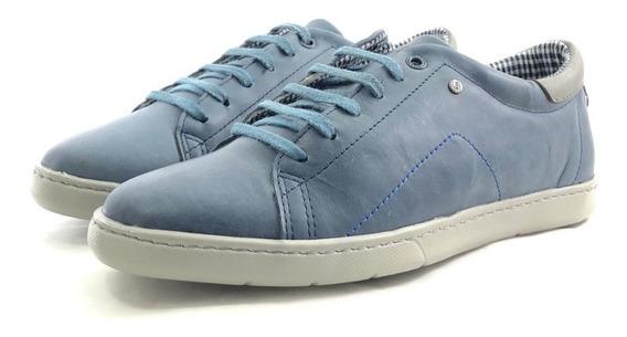 Scarpino 8050 Zapatilla Cuero Clásica El Mercado De Zapatos!