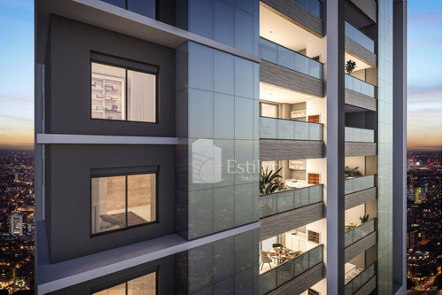 Imagem 1 de 24 de Apartamento Garden 03 Quartos (01 Suíte) E 02 Vagas No Ecoville, Curitiba - Gd0210