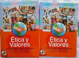 Ética Y Valores (2 Tomos) Formación Ciudadana De Grupo Clasa