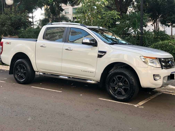Ford Ranger 2013 3.2 Limited Cab. Dupla 4x4 Aut. 4p