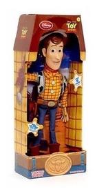Toy Story Disney Store Xerife Woody 40cm Original Lacrado