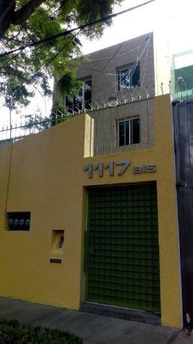 Departamento En Renta En Del Valle Centro, Benito Juarez, Cdmx