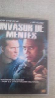 Dvd Filme Invasor De Mentes - Cuba Gooding