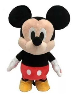 Muñeco Peluche Minnie Mickey Camina 35cm Disney Original
