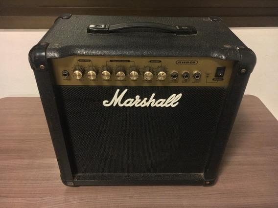 Caixa Amplificada Marshall G15r Cd