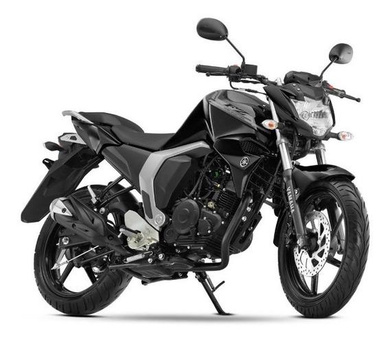 Yamaha Fz Fi - Color Negro Y Rojo 0km 2020 ++ Palermo Bikes