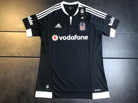 Camisa Besiktas 2015-2016 Third Tam G (77x53) Nova