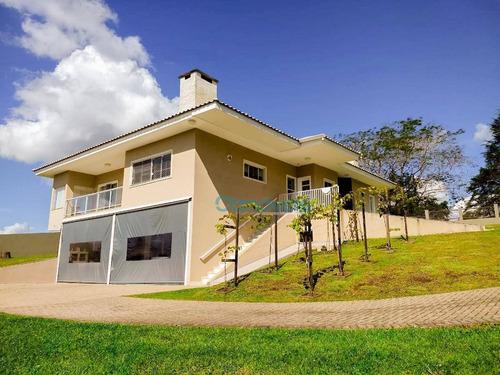 Imagem 1 de 26 de Chácara À Venda, 6642 M² Por R$ 1.700.000,00 - Chantecler - Piraquara/pr - Ch0024