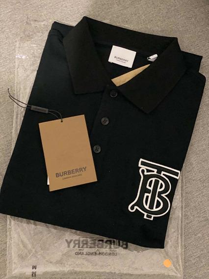 Polo Burberry Original !!! Nueva