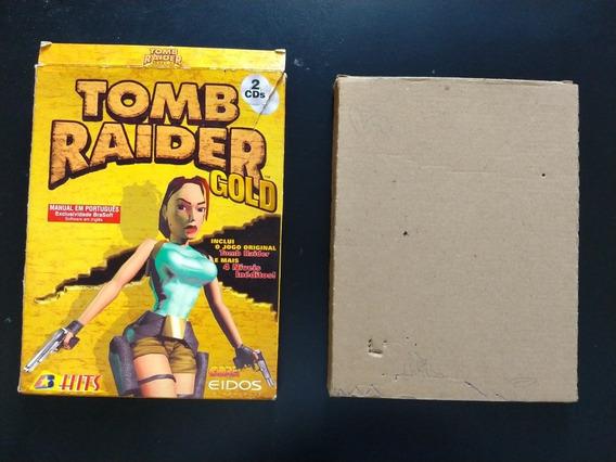 Tomb Raider Gold 2 Cds Brasoft