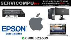 Servicio Tecnico Apple Mac Computadoras Laptop Red Domicilio