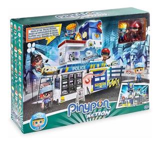 Pinypon Action Estación De Policía