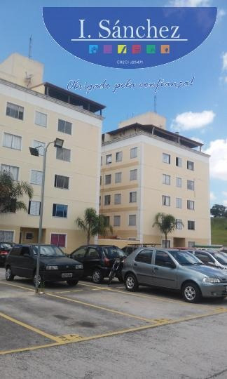 Apartamento Para Venda Em Itaquaquecetuba, Vila Virgínia, 3 Dormitórios, 1 Banheiro, 1 Vaga - 170426b