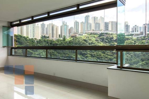 Apartamento Com 4 Dormitórios À Venda, 281 M² Por R$ 3.000.000,00 Vale Do Sereno - Nova Lima/mg - Ap2022
