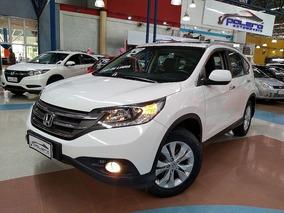 Honda Cr-v Exl 2.0 At 4wd 2012 Top De Linha!