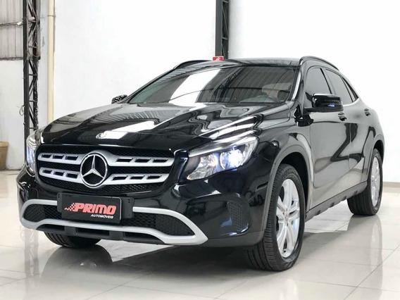 Mercedes-benz Classe Gla 2018 1.6 Style Turbo Flex 5p