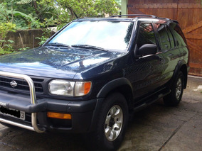Nissan Pathfinder 3.3 Se 5p Ano 98