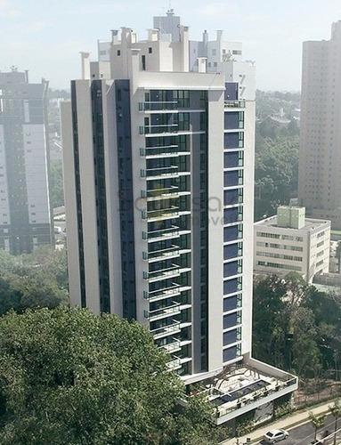 Apartamento A Venda No Bairro Ecoville Em Curitiba - Pr.  - Ap-1223-1