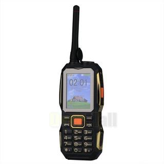 Phone Land Rover Walkie-talkie Waterproof Carga 10000 Mha