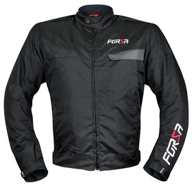 Jaqueta Motociclista Forza Sports Manghen 100% Impermeável