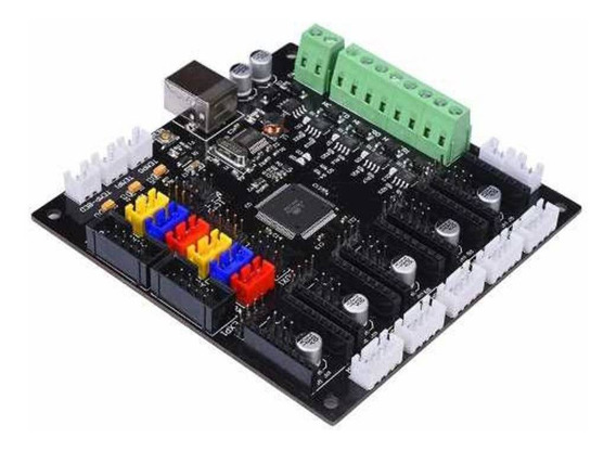 Controladora Cnc 5 Eixos He 2.0 - Pronta Pra Uso - Compacta