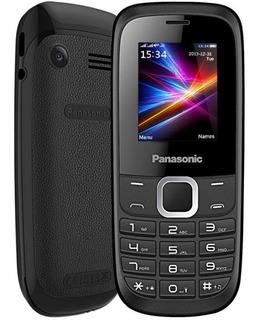 Celular Panasonic Gd18 Dual Sim Pantalla 1.8 Camera Y Radio