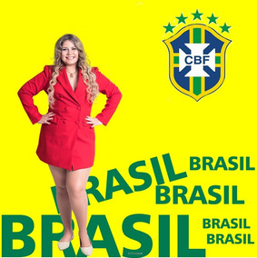 Camisa Copa Brasil Marilia Mendonça 2018 Frete Gratis 10