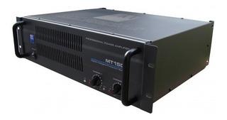 Potencia Amplificador Profesional Zkx Mt 1500 Cuotas