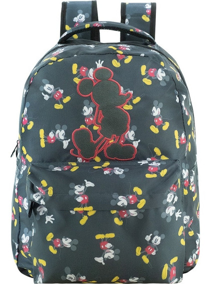 Mochila Costas Mickey Mouse Teen 6 - 9106 - Xeryus