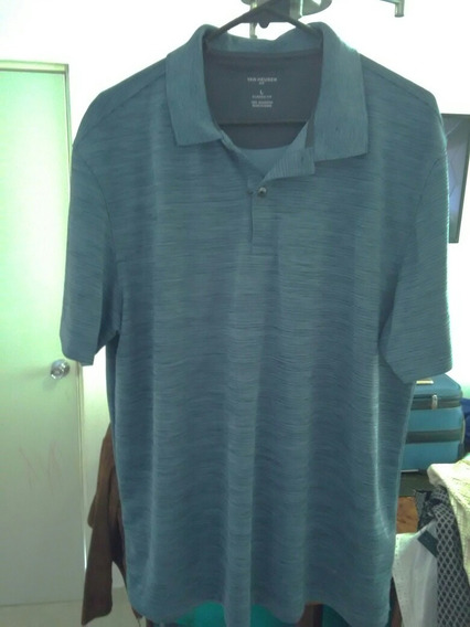 Playera Tipo Polo Talla L