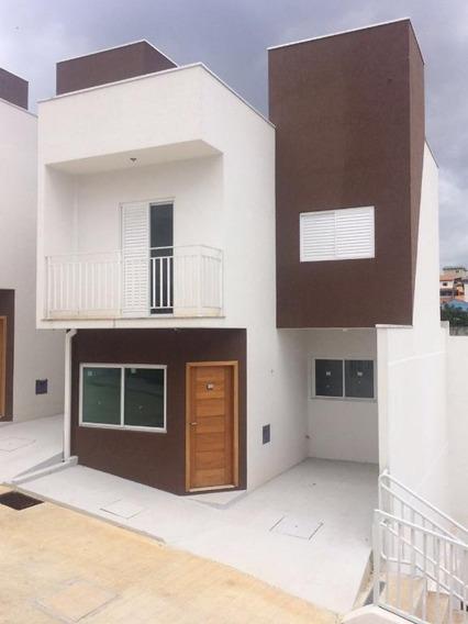 Sobrado Em Vila Nova Aparecida, Mogi Das Cruzes/sp De 70m² 2 Quartos À Venda Por R$ 225.000,00 - So132578