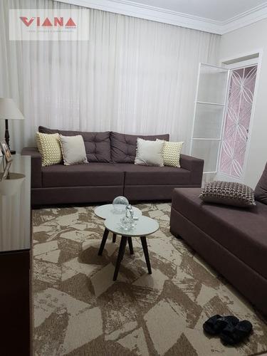 Imagem 1 de 15 de Casa Sobrado Em Jardim Independencia  -  São Bernardo Do Campo - 11141