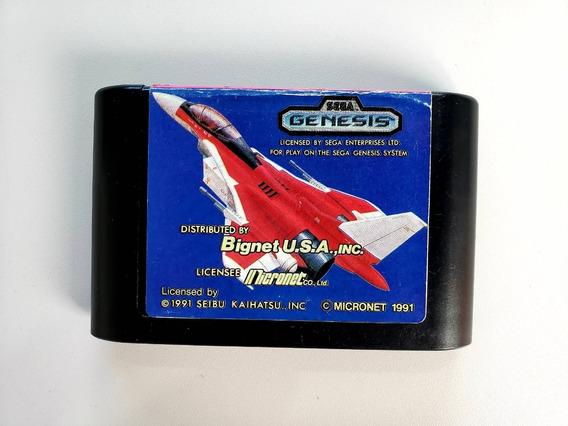 Raiden Trad Mega Drive Original