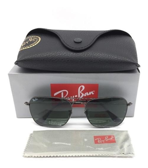 Oculos De Sol Ray Ban Rb3136 Caravan Classic Masculino