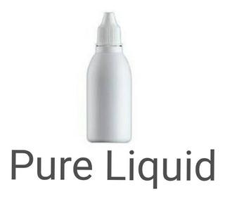 Cigarro Electronico, Liquido Vaporizador 50 Ml, Pure Liquid.