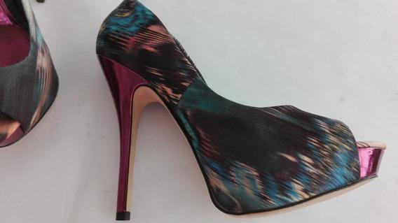 Sandalia Pump Heels