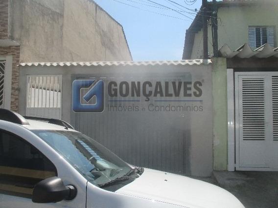 Venda Casa Terrea Santo Andre Vila Pires Ref: 136224 - 1033-1-136224