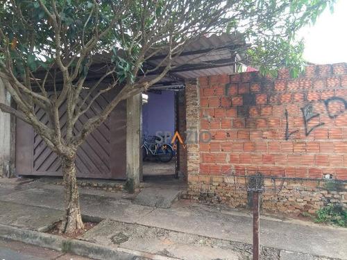 Imagem 1 de 18 de Casa Residencial À Venda, Jardim Paulista Ii, Rio Claro. - Ca0132