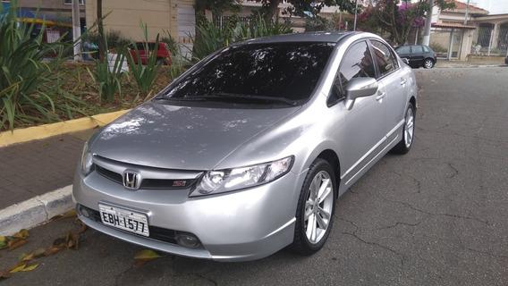 Honda Civic 2.0 Si 4p Original Excelente Estado