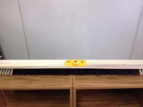 Escobillon Cepillo Tipo Anden Cerda Naturales 80cm X 6 Uni