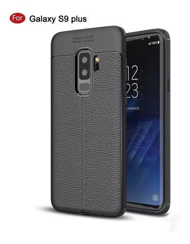 Forro Samsung Galaxy S9 Plus - Estilo Piel - Ultra Slim