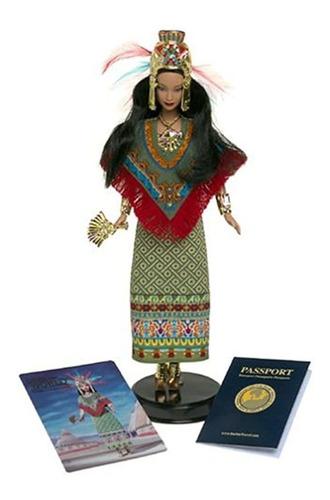 Barbie Collector  Muñecas Del Mundo  Princesa Del Mexico A