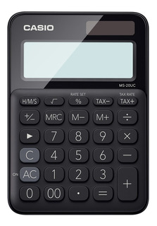 Calculadora De Escritorio Casio Ms-20uc My Style