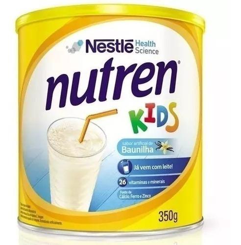 Kit 6 Latas Nutren Kids Suplemento Alimentar Lata 350g