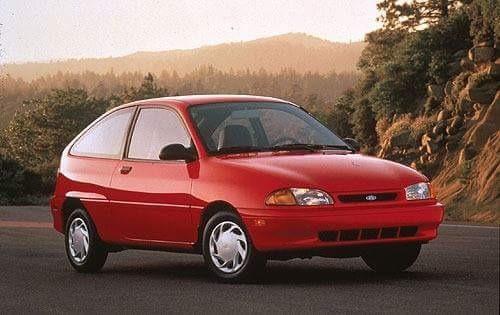Imagen 1 de 3 de Repuestos Para Ford Aspire
