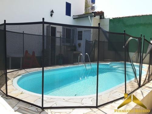 Casa A 50m Da Praia Do Sonho, 4 Quartos - Ca00082 - 34484559