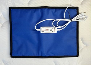 Almofada Bolsa Térmica Elétrica Compressa P/ Terapias Dores