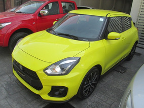 Swift Sport Booster Jet Impecable 2019
